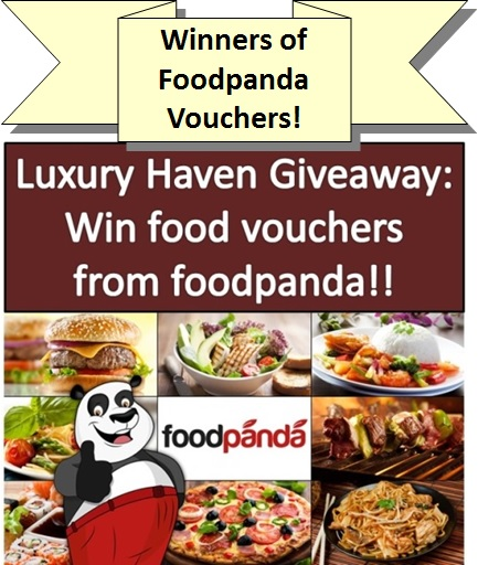 foodpanda singapore online food delivery giveaway