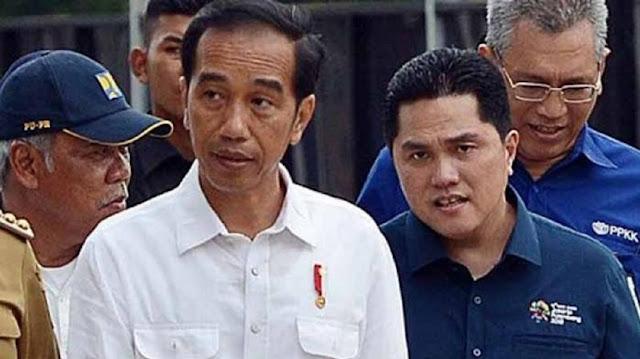 Potong Gaji Pensiunan Eks PNS, Jokowi Digugat ke MK