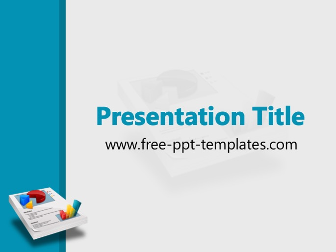 sales report ppt template