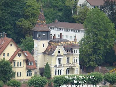 Que hacer, a donde ir, que visitar en Heidelberg. Un día en Heidelberg.