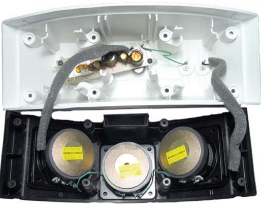 electronic equipment repair centre bose 151se environmental speaker disassembling test. Black Bedroom Furniture Sets. Home Design Ideas