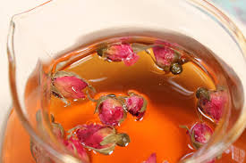 How To Lose Weight By Using Rose Tea