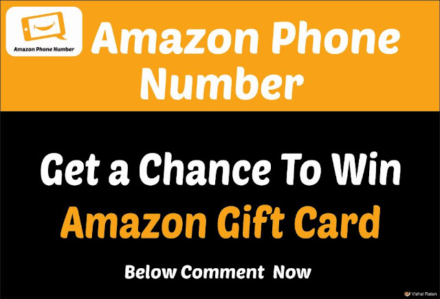 Get a Chance To Win Amazon Gift Card