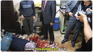 (بالصور) عاجل: قتل رجل ايطالي مقيم في تونس على يد شابين و سرقة منزله