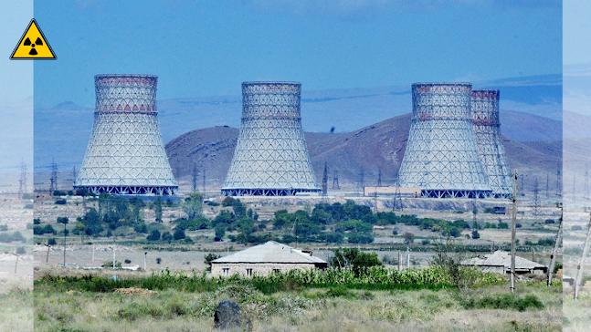 Ermenistan'ın Saatli Bombası: Metsamor Nükleer Santrali (2021)