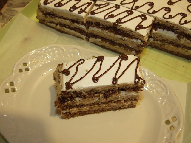Torta sa rogačem