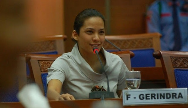 Sindir Jokowi, Rachel Maryam: Seberapa Greget Elo?