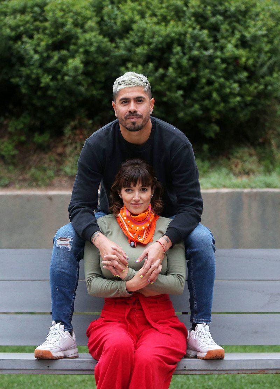 Yamila Reyna relata cómo Diego Sánchez le pidió matrimonio