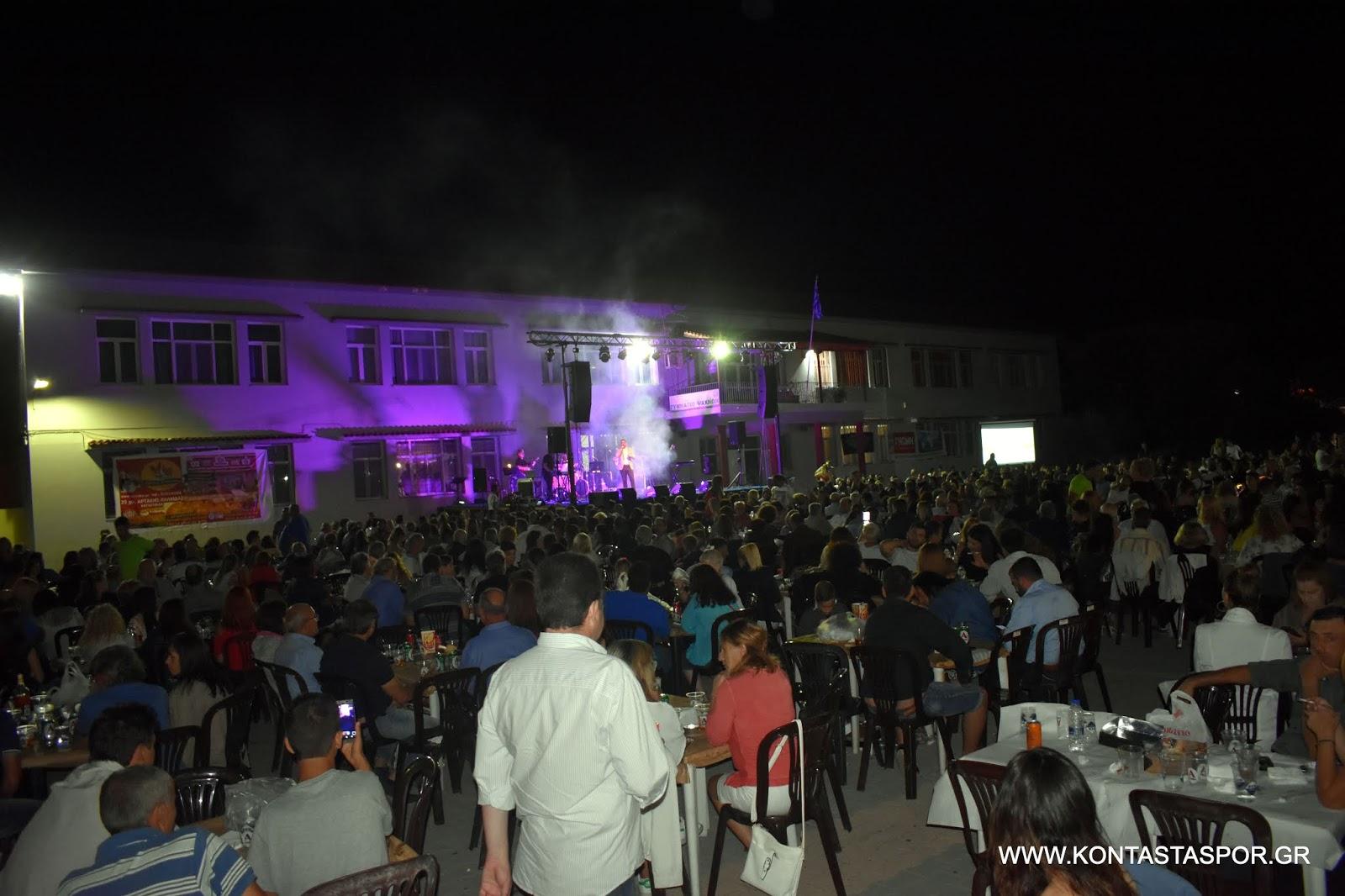 Με επιτυχία η λαική βραδιά  Αδαμαντίδη στα Ψαχνά (φωτογραφίες) 1 DSC 0109