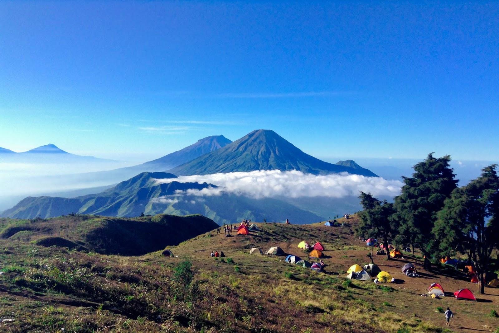 Short Trip to Prau & Dieng Plateau - #SoloTrip