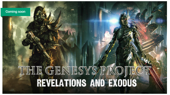 Preparing to Launch- Revelations and Exodus