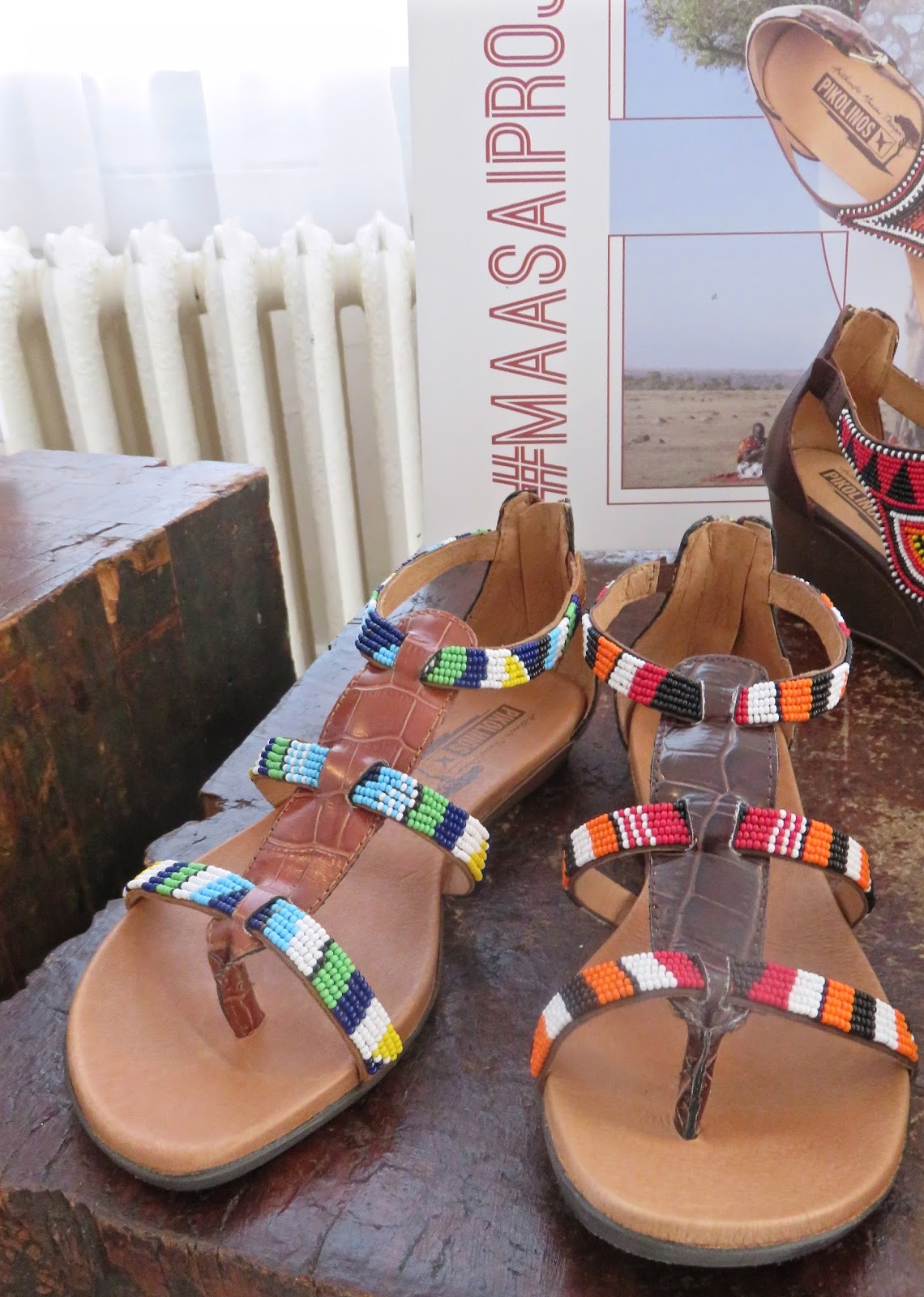 Maasai Project Collection By Pikolinos