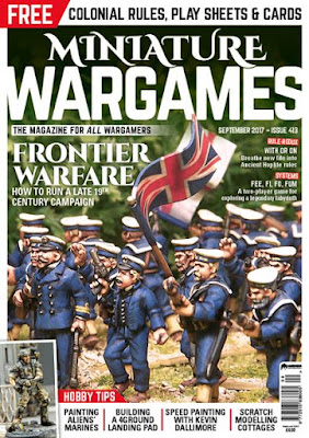 Miniature Wargames 413, September 2017