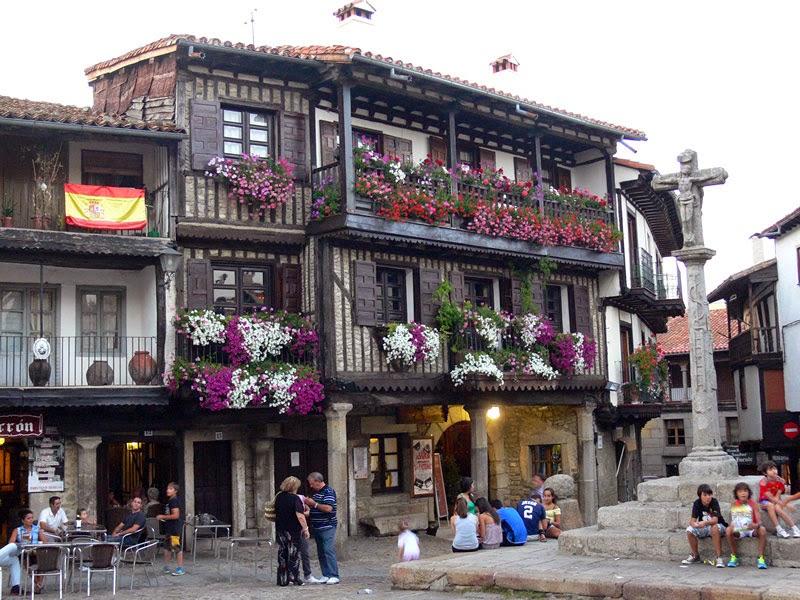 Pe a de francia experience turismo rural activo ruta 3 for Distancia salamanca a la alberca