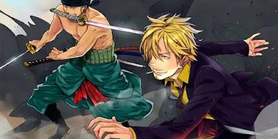 Pembahasan dan Spoiler Manga One Piece Chapter 996