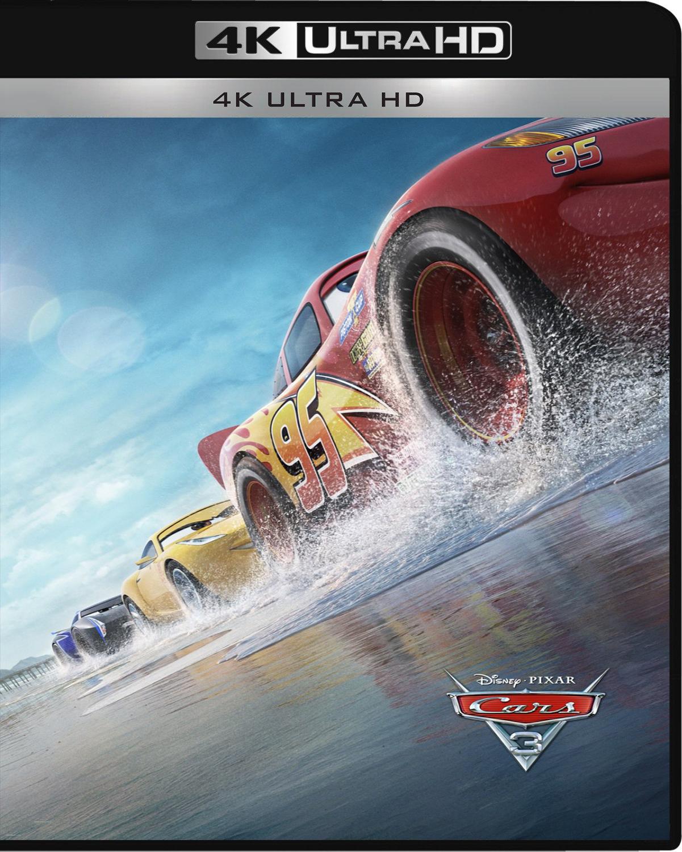 Cars 3 [2017] [UHD] [2160p] [Latino]
