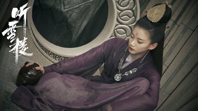 Listening Snow Tower Angela Yuen