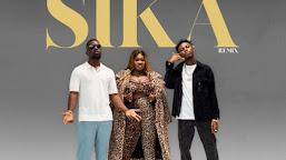 Sista Afia ft. Sarkodie & Kweku Flick – Sika (Remix)