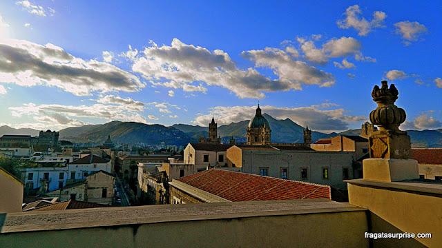 Palermo, Sicília - Igreja do Santíssimo Salvador