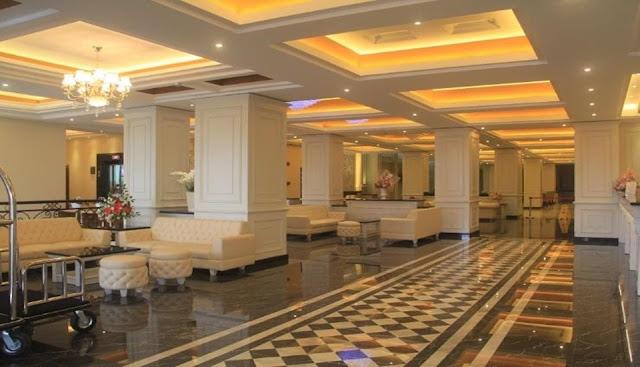 interior hotel cor