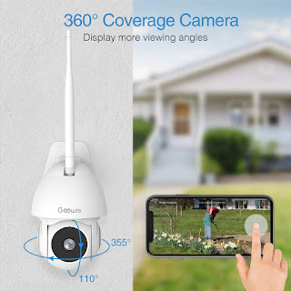 Security Camera Outdoor