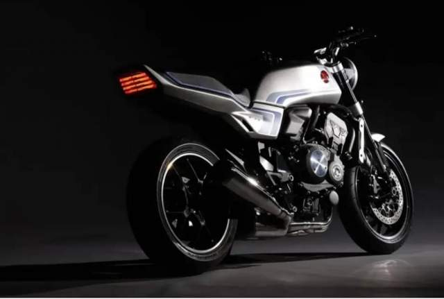 Honda CB F Concept 2