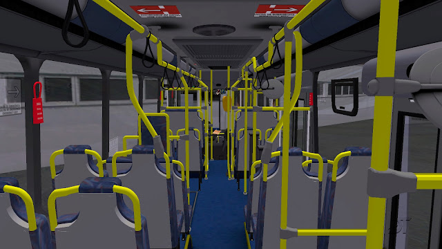 OMSI 2 - Neobus Mega 2006 MB OF-1519 BT5