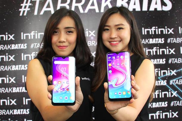 Infinix S4 Resmi Dirilis dengan Kamera Selfie 32 MP, Dijual Seharga Rp 2 Jutaan