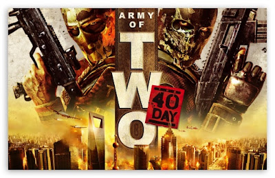 Army of two the 40th day psp cso