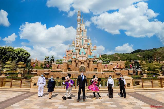 香港迪士尼樂園度假區 2020 財政年度業績 Hong Kong Disneyland Fiscal Year 2020 Annual Review