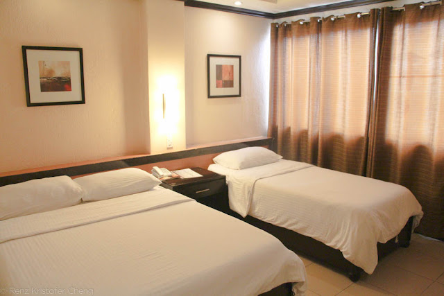 Executive Room of O Hotel in Bacolod