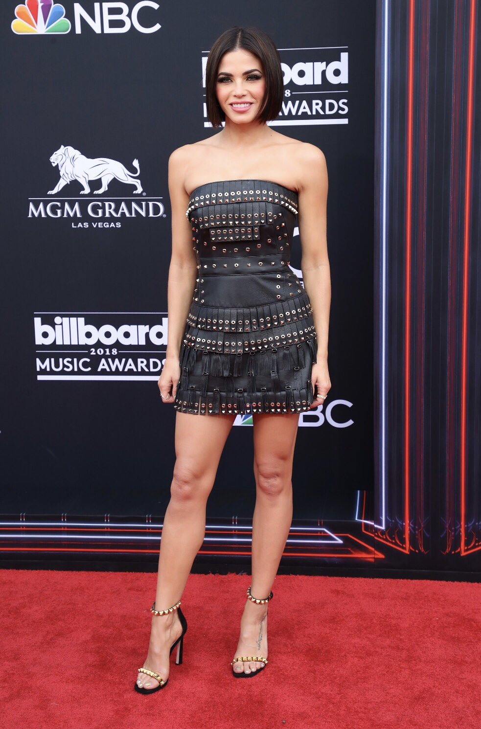 JENNA DEWAN Billboard Music Awards 2018