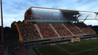 PES 2021 Stadium Stade Gaston Gerard