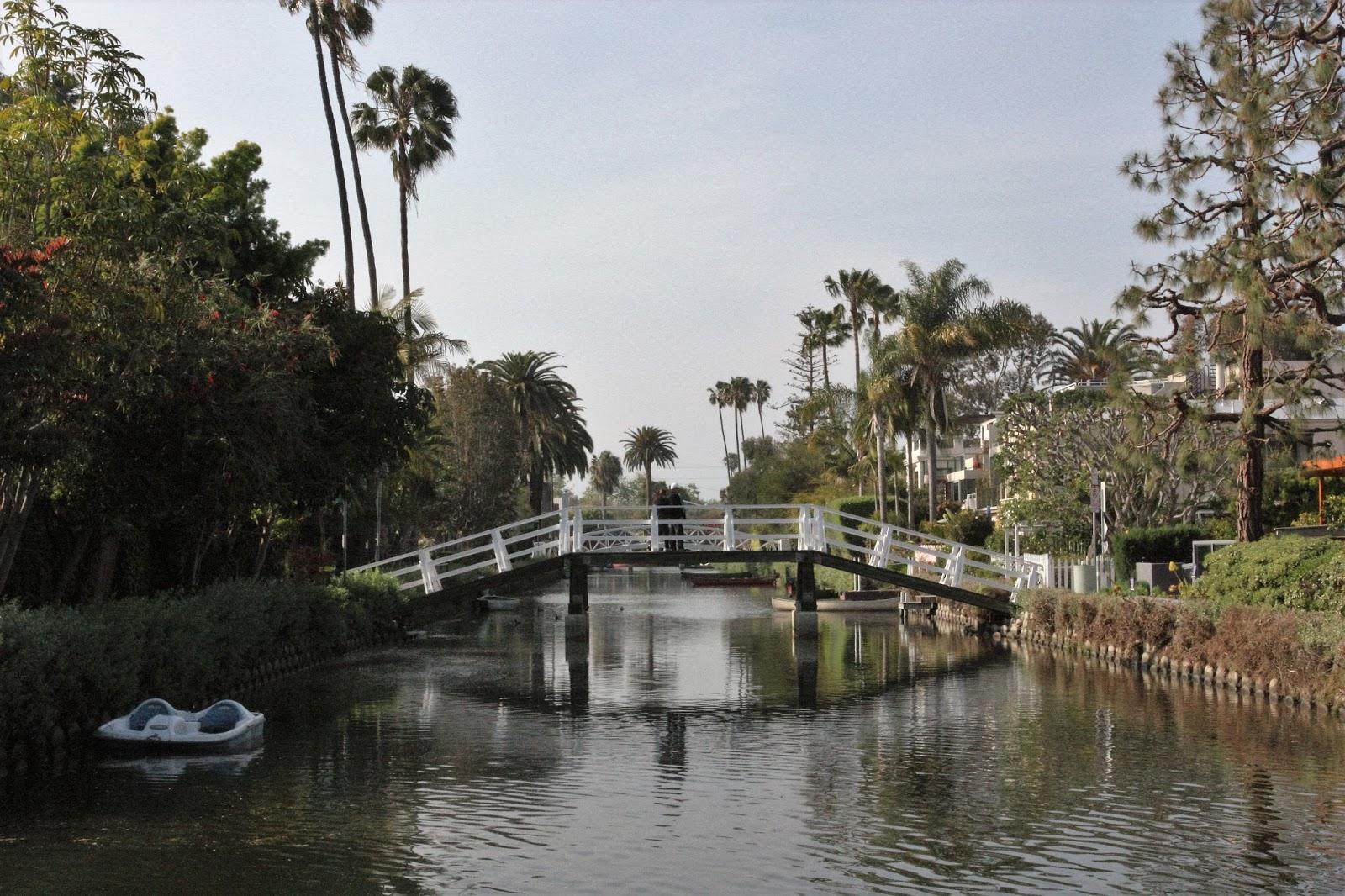 A Walk in Venice Beach