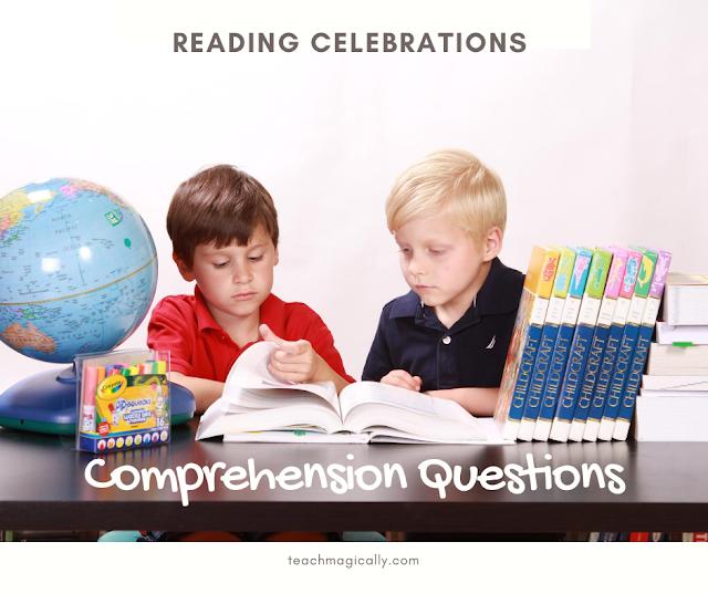Comprehension Questions- teach magically