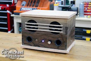 DIY Bluetooth Speaker Plans