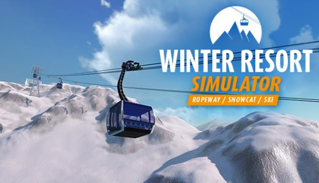 Winter Resort Simulator is a very interesting simulator in which you can head the ski resort and try to turn it into a truly popular holiday destination.