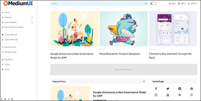 medium-ui-blogger-template-download