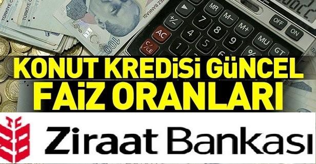 , Ziraat Bankası Ucuz Kolay Konut Kredisi Nasıl alınır?