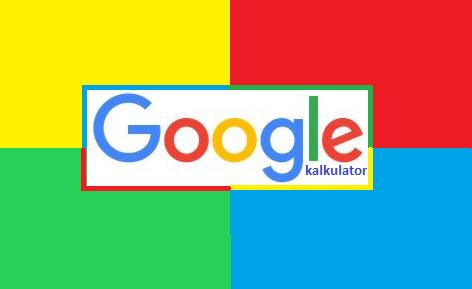 Cara Merubah Google Menjadi Senjata Matematika (kalkulator)