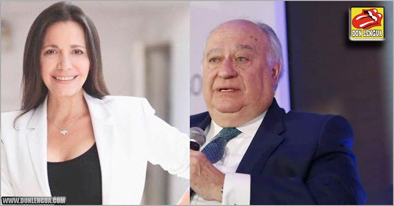 Calderón Berti envía mensaje público a Maria Corina y hablará en las próximas horas