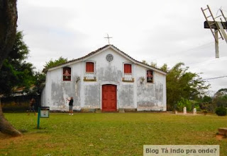 Igreja e mirante São Francisco de Paula