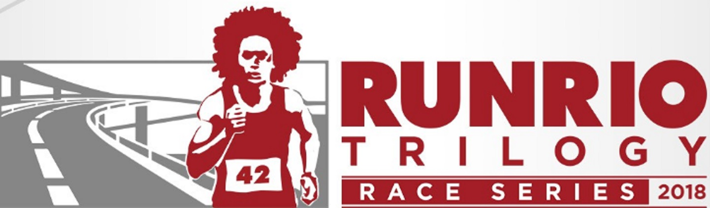 RunRio Trilogy Race Series 2018 official logo.