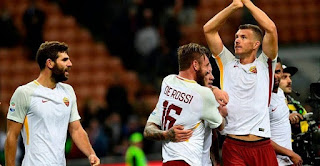 AS Roma vs Sassuolo Live Streaming online Today 30 -12 - 2017 Italy Serie A