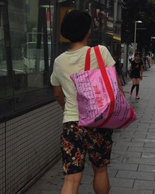 Bao cám gia súc việt nam tái chế trở thành hàng hot với người Nhật, in hồng hạc