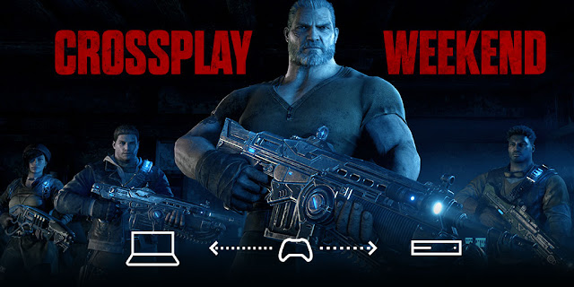Gears of War 4 implementará la prueba de cross play este viernes