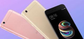 Spesifikasi Xiaomi Redmi 5A Lengkap