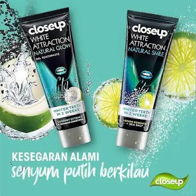 closeup terbaru - ekstrak coconut and lemon