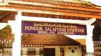 Pondok pesantren salafiyah adalah pondok pesantren yang masih mempertahankan sistem pendidikan yang khas pondok pesantren