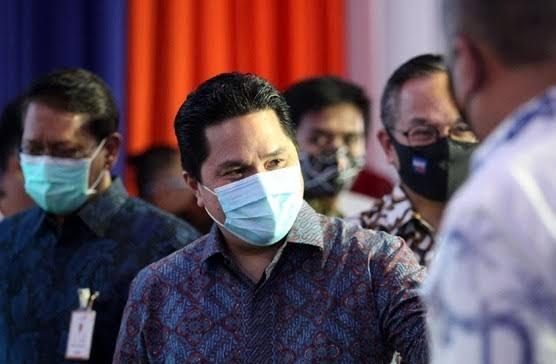 Erick Thohir Diminta Transparan soal Komisaris BUMN Rangkap Jabatan
